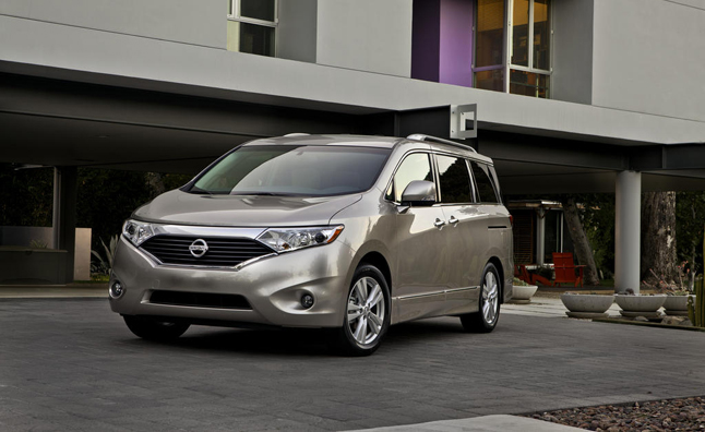 2012 Nissan Quest Gets $1,760 Price Cut