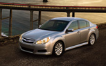 2012 Subaru Legacy and Outback Recalled Over Side Curtain Airbag Issue