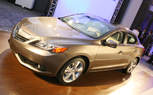 2013 Acura ILX Hides its Civic Roots Well: 2012 Chicago Auto Show