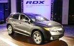 2013 Acura RDX Targets a New Crowd: 2012 Chicago Auto Show