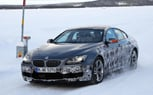 2013 BMW M6 Gran Coupe Spy Photos