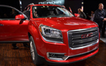2013 GMC Acadia Unveiled: 2012 Chicago Auto Show