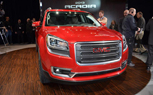 Video  2013 GMC Acadia, Acadia Denali First Look: 2012 Chicago Auto Show