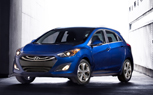 2013 Hyundai Elantra GT; Hatchback Gets a Stylish New Look: 2012 Chicago Auto Show