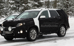 2013 Kia Sorento Facelift Caught Testing – Spy Photos