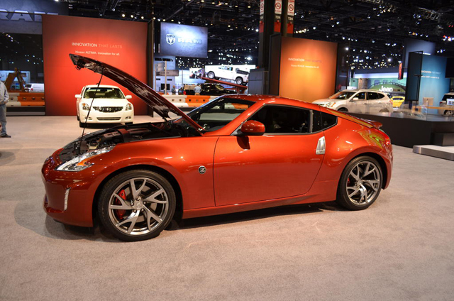 2013 Nissan 370Z Sport Package