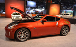 2013 Nissan 370Z Video, First Look: 2012 Chicago Auto Show