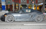 2013 Porsche Cayman Caught Testing in Germany [Spy Photos]
