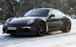 2013 Porsche GT3 Spy Photos Reveal Best 911 Yet