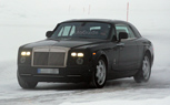 Rolls-Royce Phantom Coupe Facelift Caught Testing [Spy Photos]