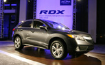 2013 Acura RDX Pricing Will Start at $34,320