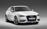 2013 Audi A3 Hatchback Images Leaked