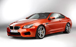 2013 BMW M6 Revealed with 560 Beautiful Horsepower