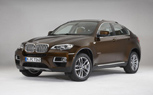 2013 BMW X6 M50d Equipment Revealed