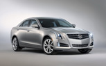 2013 Cadillac ATS: New Photos and Video