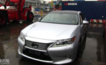 2013 Lexus ES 250 Spotted in China