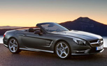 First 2013 Mercedes SL63 AMG to be Sold at Auction