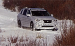 2013 Nissan Pathfinder Concept Goes Cold Weather Testing – Video