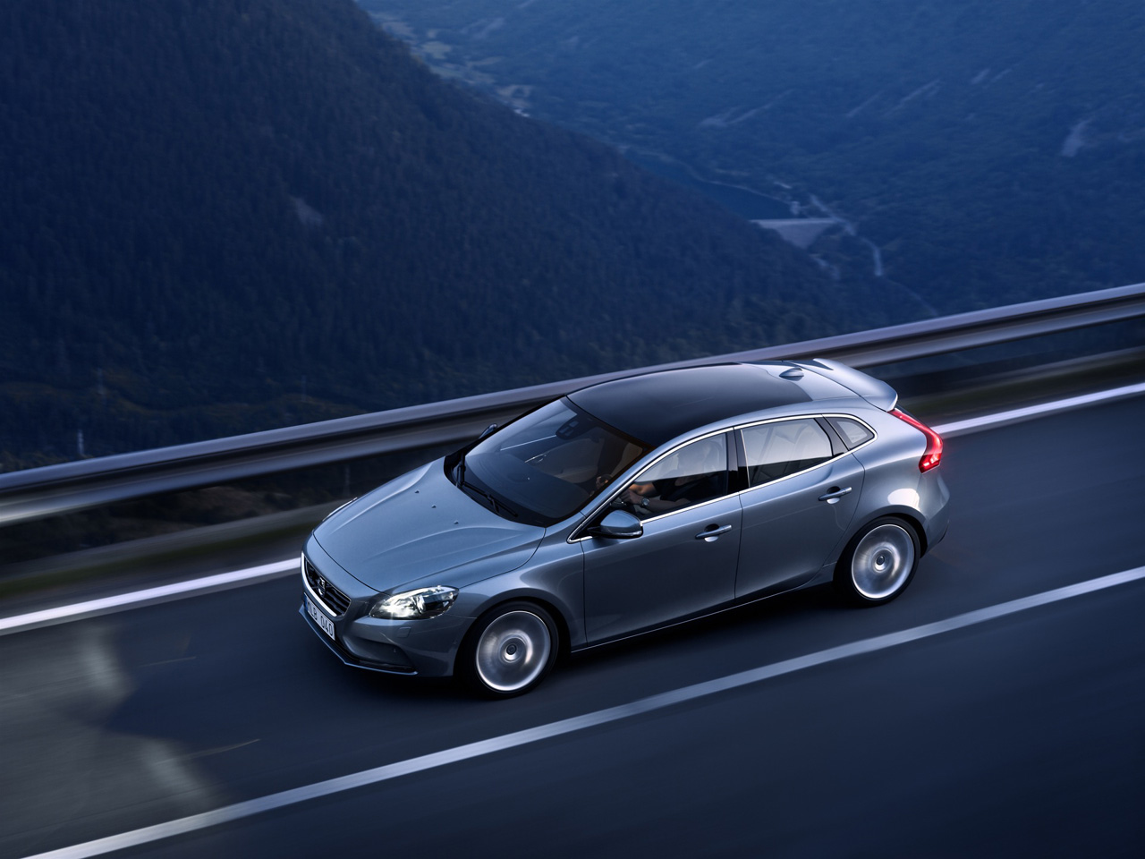 Volvo V40 Not Shipping to the United States