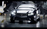 2013 Lexus GS Marketing Push Going High-Tech, Interactive