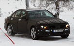 2014 Mercedes C-Class Spy Photos: Hybrid Version Coming