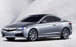 Acura ILX Coupe Rendered into Reality