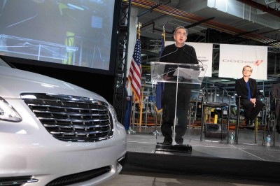 Chrysler Group LLC Celebrates Sterling Heights (Mich.) Assembly Plant Investment and Extension of Production
