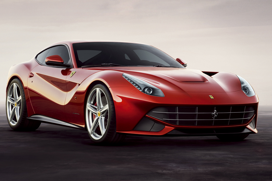 Ferrari F12 Berlinetta Revealed as Latest, Greatest Ferrari Yet
