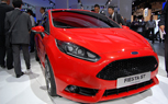 Ford Fiesta ST Production Model to Bow at Geneva Motor Show