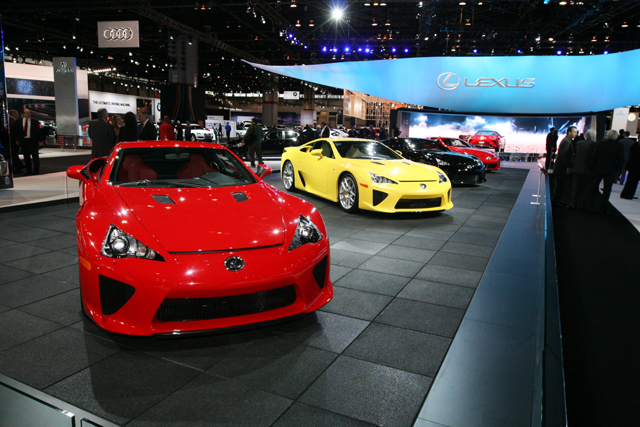 Lexus LFA Collection