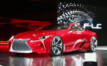 Watch the Lexus LF-LC Come to Life [Video]