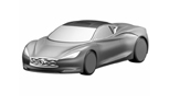 Infiniti Emerg-E Concept Revealed in Leaked Patent Images