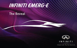 Infiniti Emerg-E Plug-in Hybrid Sports Car to Get Mid-Engine Layout