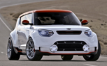 Kia Track'ster Concept is a 250-HP Track-Worthy Crossover: 2012 Chicago Auto Show