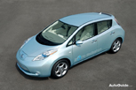 Nissan Leaf Available Nationwide Tomorrow