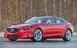 Mazda Takeri Concept New Photos Released