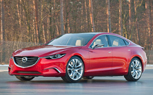 2013 Mazda6 Diesel Previewed by Takeri Concept: NY Auto Show Preview