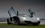 McLaren MP4-12C Arrives in America – Video