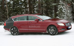Meredes CLS Shooting Brake: Lookin' Fine in Winter Time [Spy Photos]