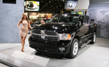 RAM Laramie Limited Adds Distinction: 2012 Chicago Auto Show