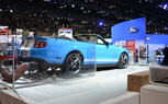 Shelby GT500 Convertible Unveiled: 2012 Chicago Auto Show