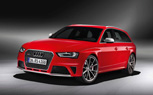 2013 Audi RS4 Avant Officially Released