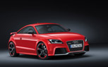 Audi TT RS Plus Unveiled with 360-HP: Geneva Motor Show Preview