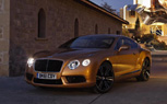 Bentley Continental GT V8: New Photos