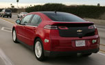 2012 Chevrolet Volt Low Emissions Gets California HOV Approval