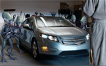 Chevy Volt Super Bowl Commercial is Out of this World Strange [Video]