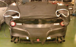 Ferrari 620 GT Rear End Fully Revealed… Maybe