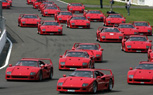 Ferrari F40 Record Gathering Planned for Silverstone Classic 25th Anniversary