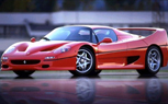 Ferrari F50 at Auction for $65,000, Repairs Required