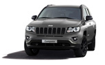 Jeep Compass Black Look Concept Set to Debut: Geneva Motor Show Preview